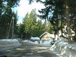 2006 Ziemlich viel Schnee erwartete uns