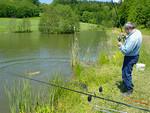 Mai 2006 auch mal fischen.