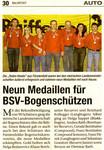 LM-2006 in Hainersdorf  Bei der LM-STMK regnete es Medaillen für unsere Mitglieder!