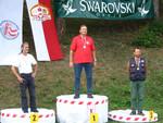 Bei der ÖSTM/ÖM 2004 in Absam/Tirol schaffte ich doch tatsächlich die Goldmedaille in der Klasse Langbogen Senioren-I.