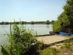 Dieser See liegt in Zalaszentmihaly. Hier hat man mal Torf gestochen, danach wurde die Gegend geflutet.