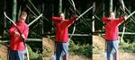 SOPRON 2006 Unser Emanuel Vorbildliches Nachhalten,der Pfeil ist schon im Ziel!